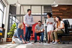 Como criar um ambiente ganha-ganha com a sua equipe